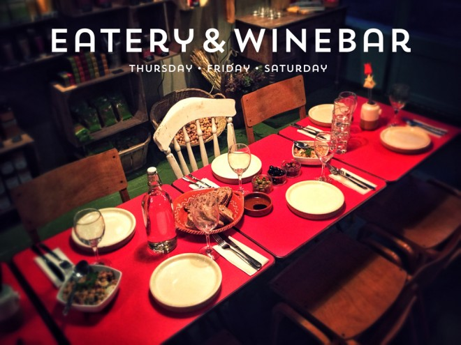 The Portuguese Conspiracy - Eatery & Wine Bar